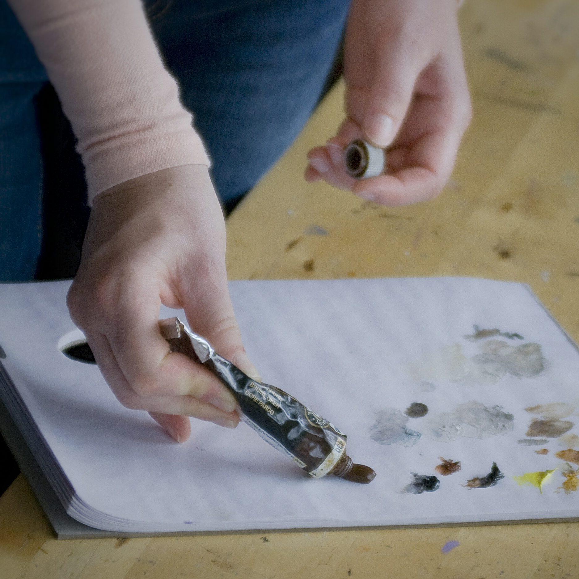 figuratief schilderen voor gevorderde schilders