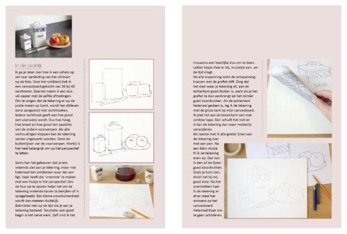 Page view DIY Schilderen