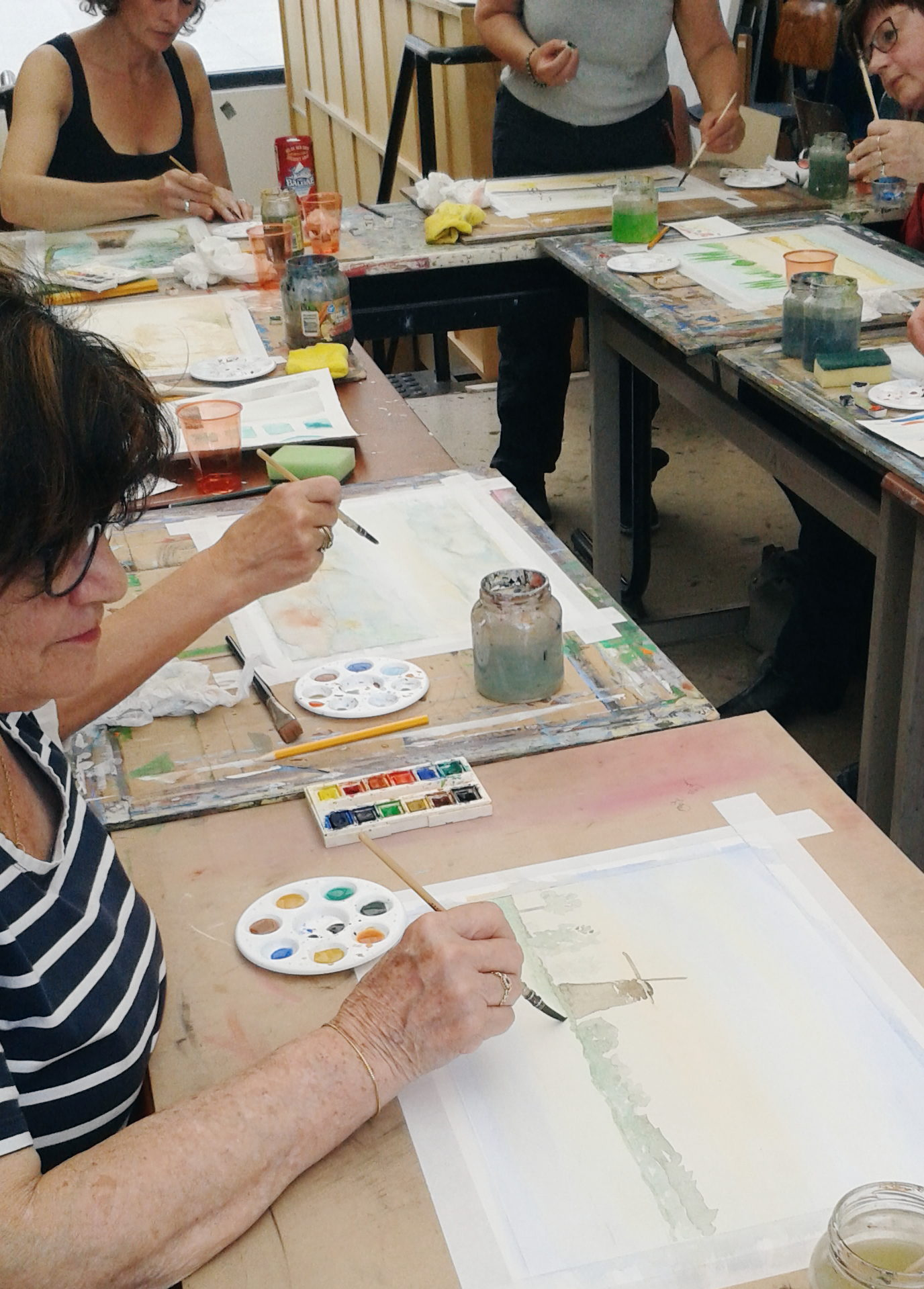 schildercursus voor gevorderden