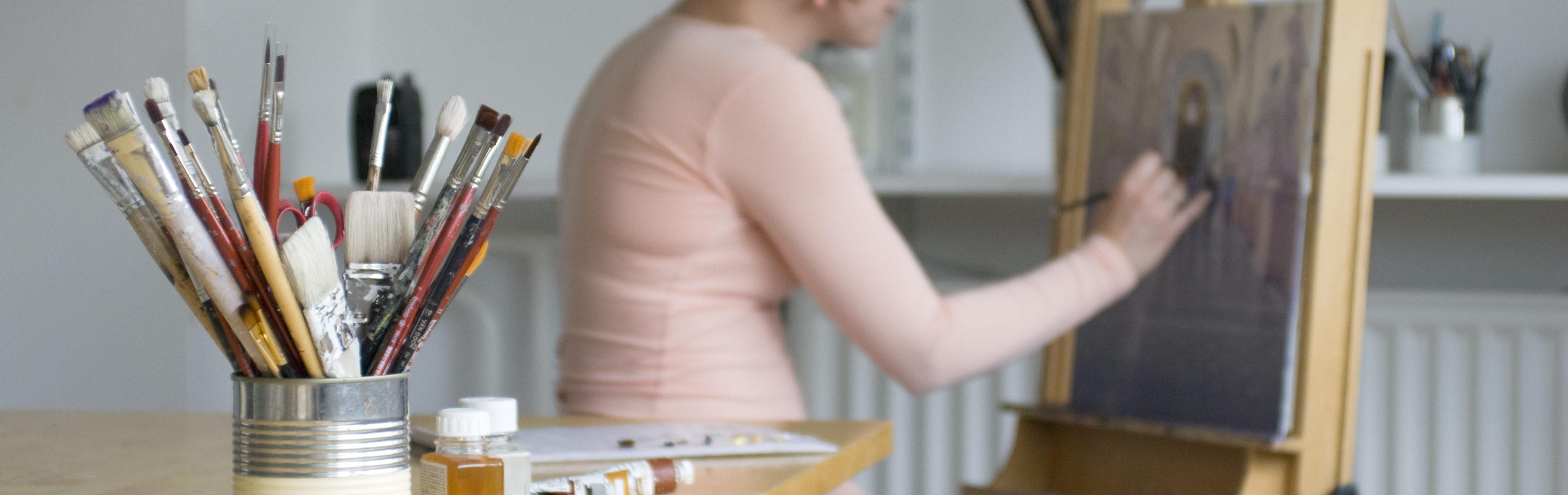 Leren schilderen met figuratief schilderen.nl